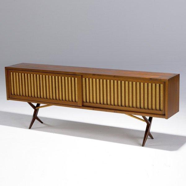 5A: GEORGE NAKASHIMA Very Rare Walnut Cabinet