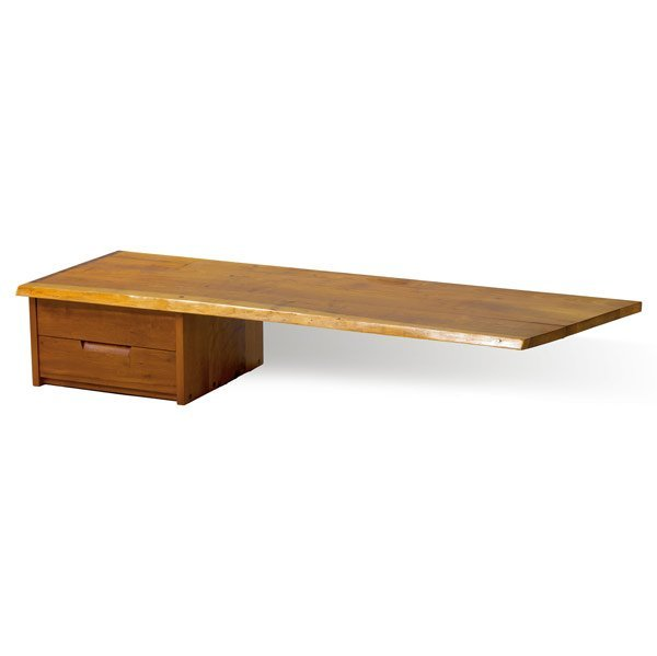 336: GEORGE NAKASHIMA Hanging Wall Shelf