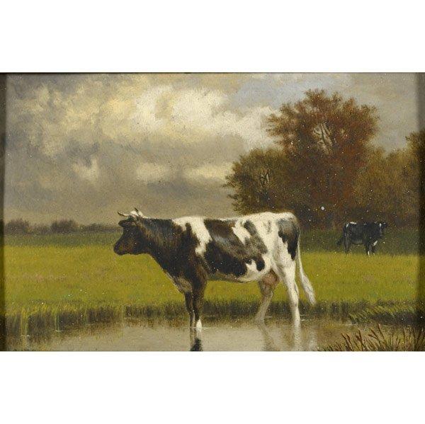 9: Clinton Loveridge (American, 1824-1915) Untitled; Oi