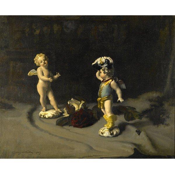 17: Orlando Greenwood (British, 1892-1989) Untitled, 19