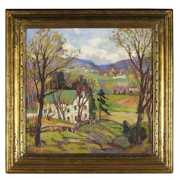 232: Fern Isabel Kuns Coppedge (American, 1883-1951) Un