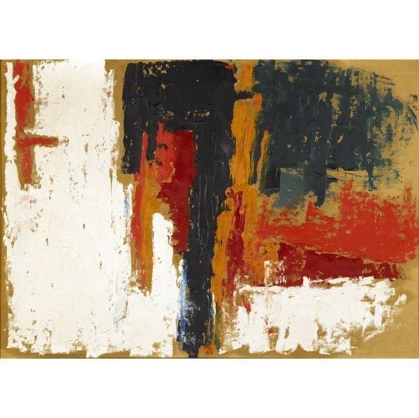 1004: George Morrison (American, 1919-2000) Untitled, 1
