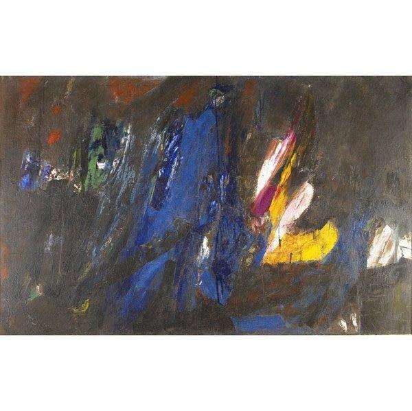 1007: Harold Baumbach (American, 1903-2002) Untitled, c