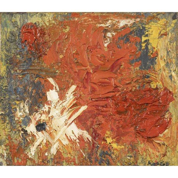 1016: Albert Kotin (Russian/American, 1907-1980) Two wo