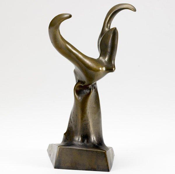1020: Richard Hunt (American, b. 1935) Untitled (Hybrid