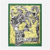 Frank Stella Green Journal