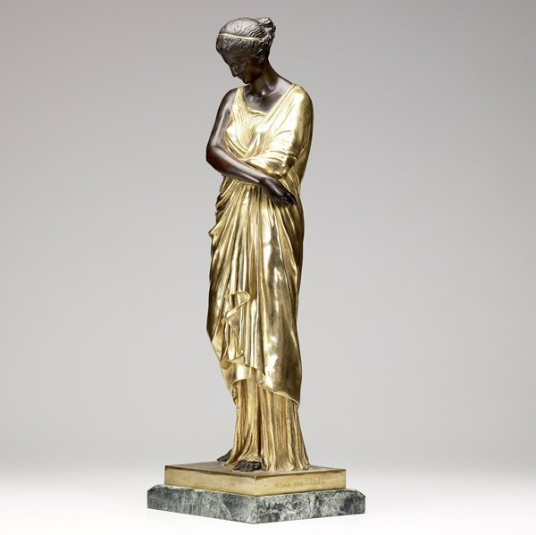 10: AUGUSTE-MARIE BARREAU (French, d. 1922)