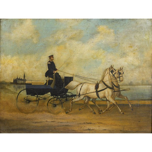 23: EARLY 19TH C. PAINTING