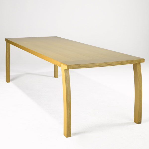 1000: DAKOTA JACKSON Aldhabra dining table