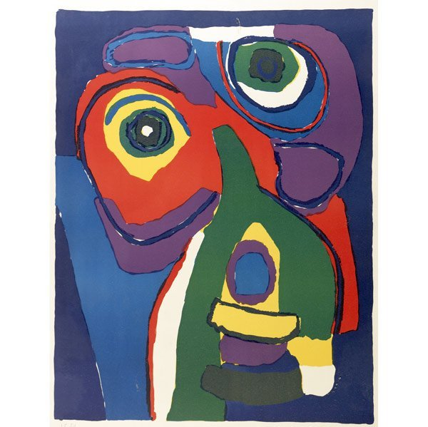 1130: KAREL APPEL (Dutch, 1921-2006)