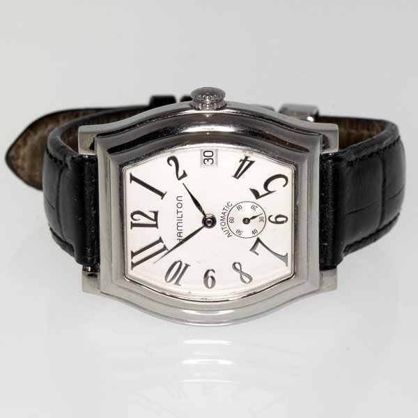 1384: HAMILTON DODSON Automatic men's watch