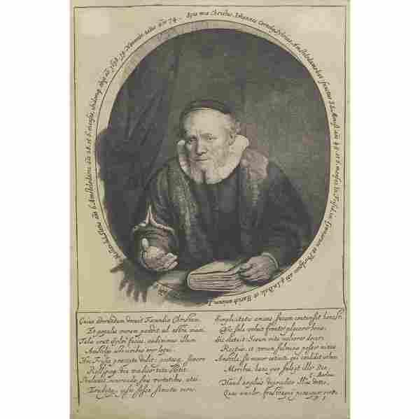 OLD MASTER PRINTS Six reproduction prints