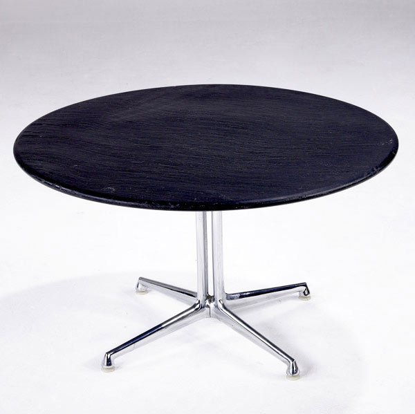 11: CHARLES AND RAY EAMES  Two La Fonda coffee tables