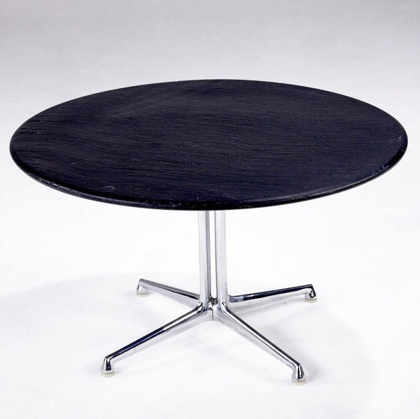 12: CHARLES AND RAY EAMES  Two La Fonda coffee tables
