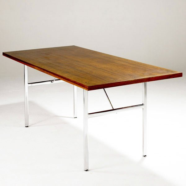 17: GEORGE NELSON / HERMAN MILLER Dining table