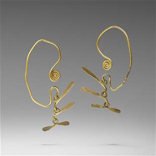 Alexander Calder, Earrings