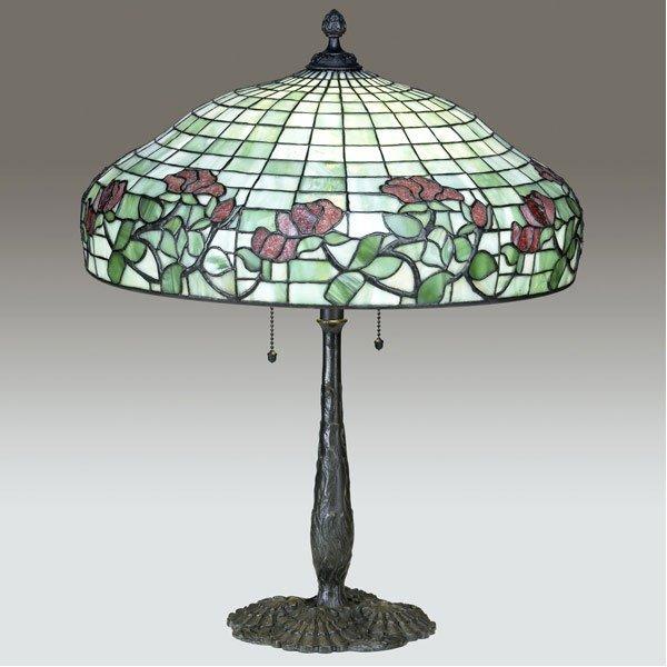 982: GORHAM Table lamp