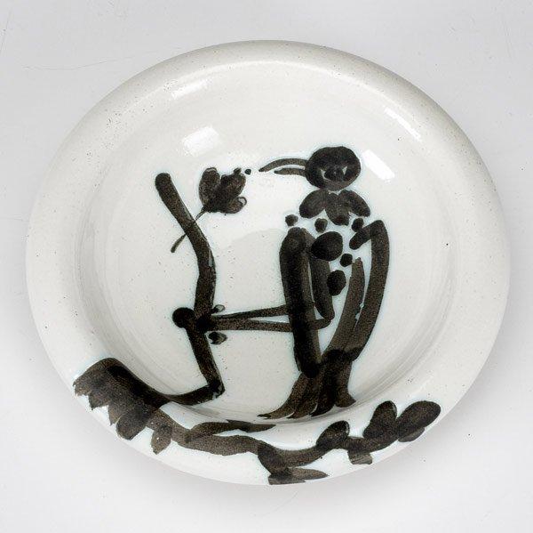 617: PABLO PICASSO / MADOURA Small bowl