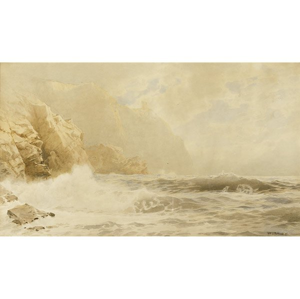 1: William Trost Richards (American, 1833-1905)