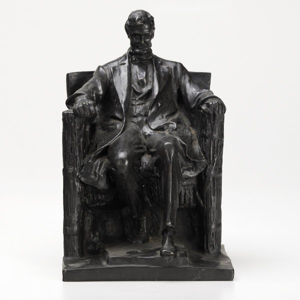 12: Daniel Chester French (American, 1850-1931) Seated