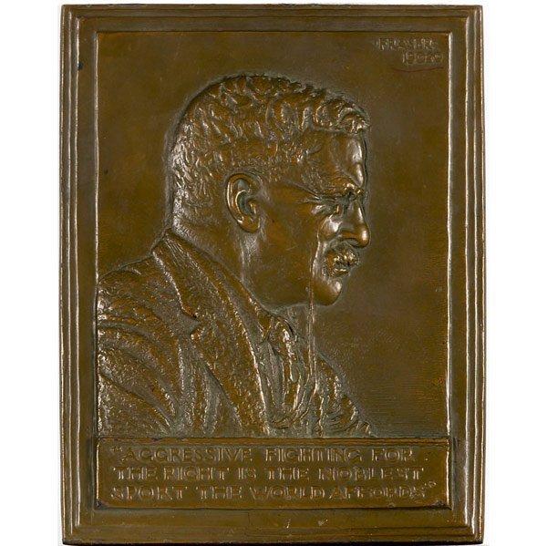 13: ames Earle Fraser (American, 1876-1953) Theodore R