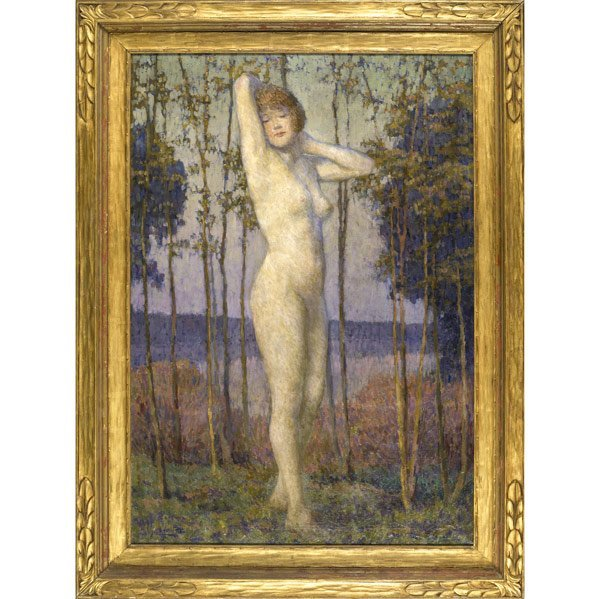 14: Hendrik Jan Wolter (Dutch, 1873-1952) Untitled (St