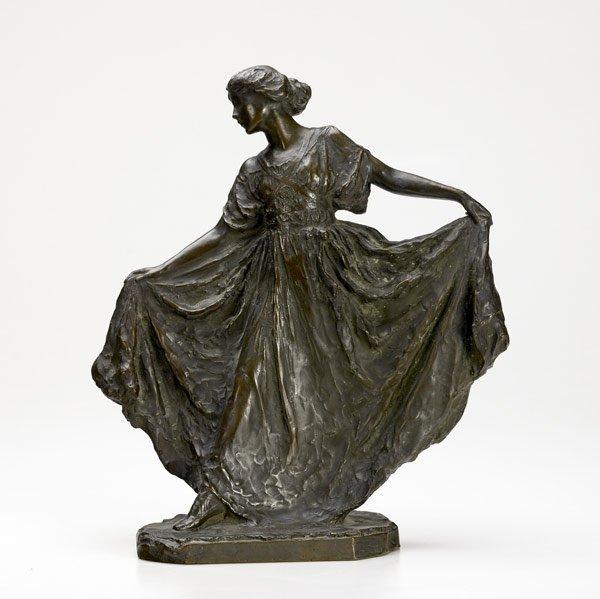 16: Bessie Onahotema Potter Vonnoh (American, 1872-195