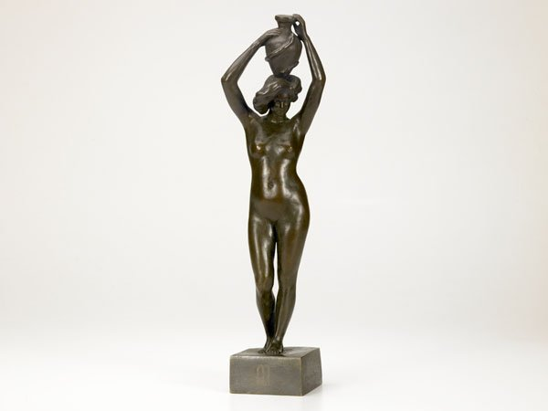 17: N. Blanche Moses (American, 20th C.) Untitled, 190