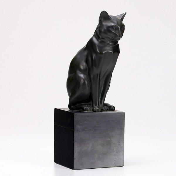 21: Malvina Cornell Hoffman (American, 1885-1966) Kiki