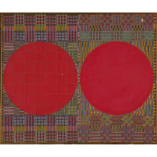 525: Toshinobu Onosato (Japanese, 1912-1986) B 5, 1960