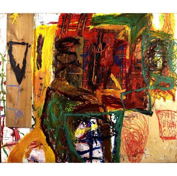580: Anton Henning (German, b. 1964) Amazing Grace, 198