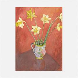 Gershon Benjamin, Daffodills #2