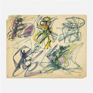 Stanley William Hayter, Abstract Figures