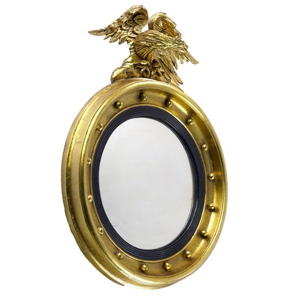 14: Girandole mirror