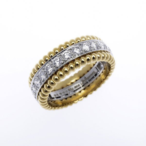 1310: TIFFANY & CO. DIAMOND ETERNITY BAND