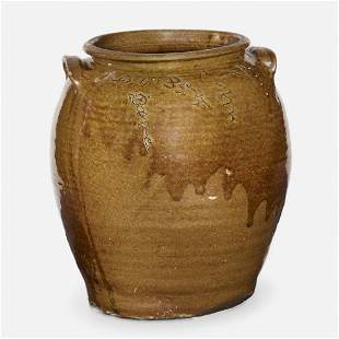David Drake (Dave the Potter), Rare storage jar