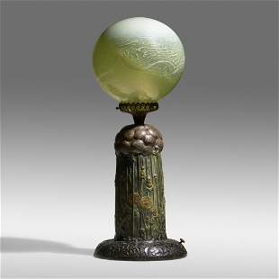 Tiffany Studios, Important Dandelion lamp