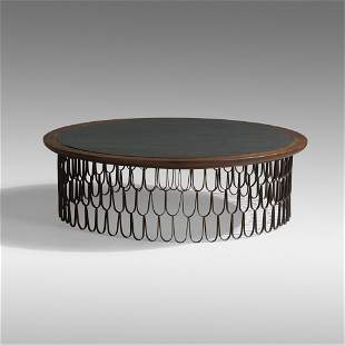 Paul Evans and Phillip Lloyd Powell, Large coffee table