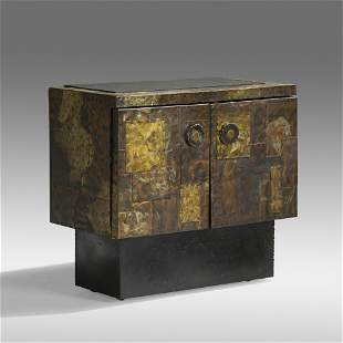 Paul Evans, Patchwork bar cabinet