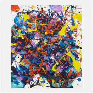 Sam Francis, Untitled (SF94-042)