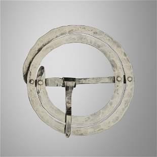 Alexander Calder, Belt buckle