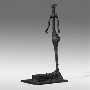George Condo, Standing Female Form
