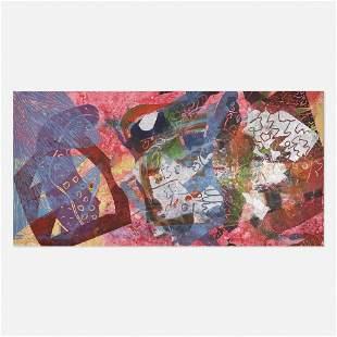 Sam Gilliam, Untitled #8
