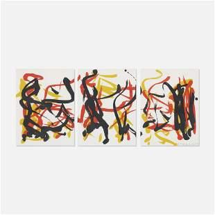 Joan Mitchell, Little Weeds II