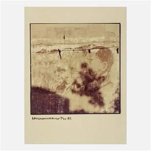 Robert Rauschenberg, Studies for a Chinese Summerhall