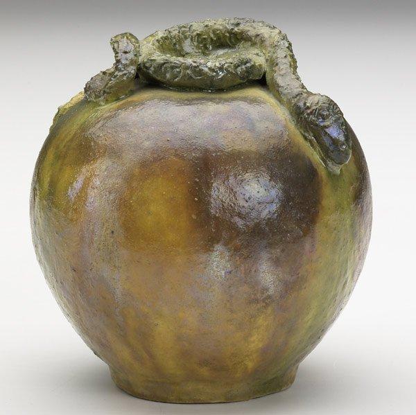 12: THEOPHILUS A. BROUWER / MIDDLELANE Vase