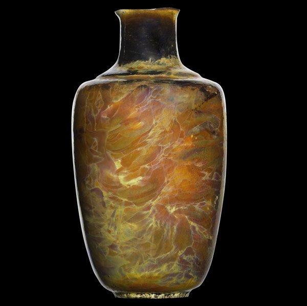 13: THEOPHILUS A. BROUWER / MIDDLELANE Vase