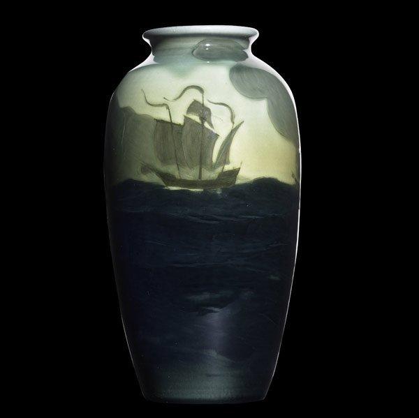 21: STURGIS LAURENCE / ROOKWOOD Vase