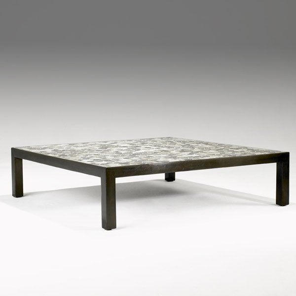512: EDWARD WORMLEY / DUNBAR Coffee table