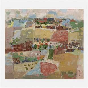 Arnold Blanch, Untitled (patchwork)